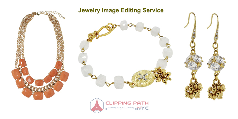Jewelry Image Editing Service